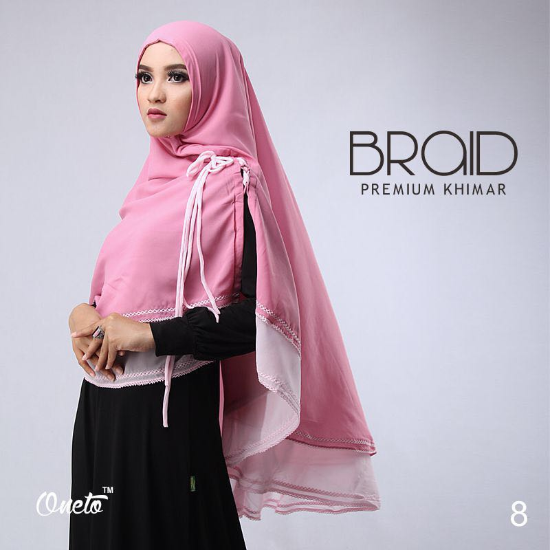 Khimar Braid by Oneto 7