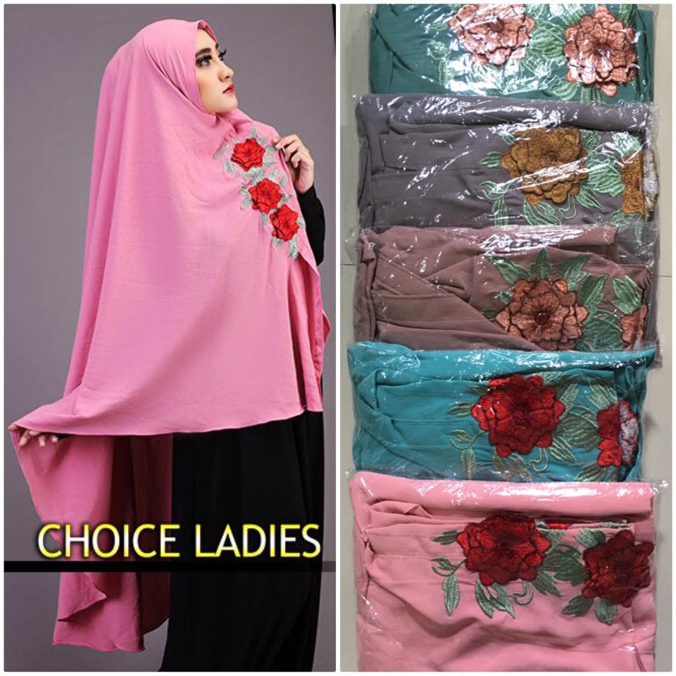 Khimar Isabella by choice ladies