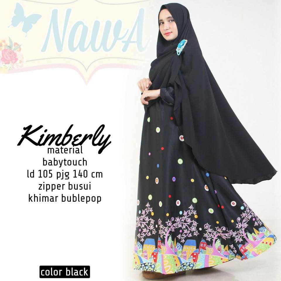 Kimberly syar'i by Nawa 1