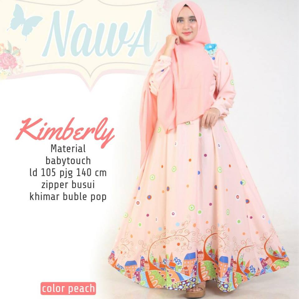 Kimberly syar'i by Nawa 2