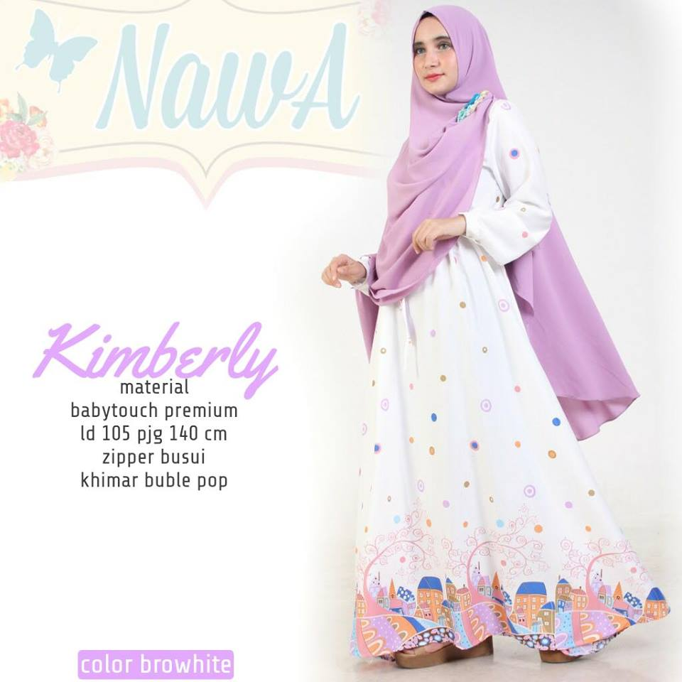 Kimberly syar'i by Nawa 3