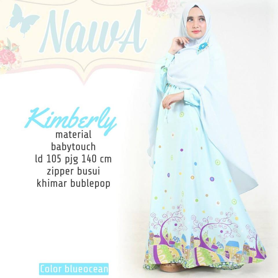 Kimberly syar'i by Nawa 4