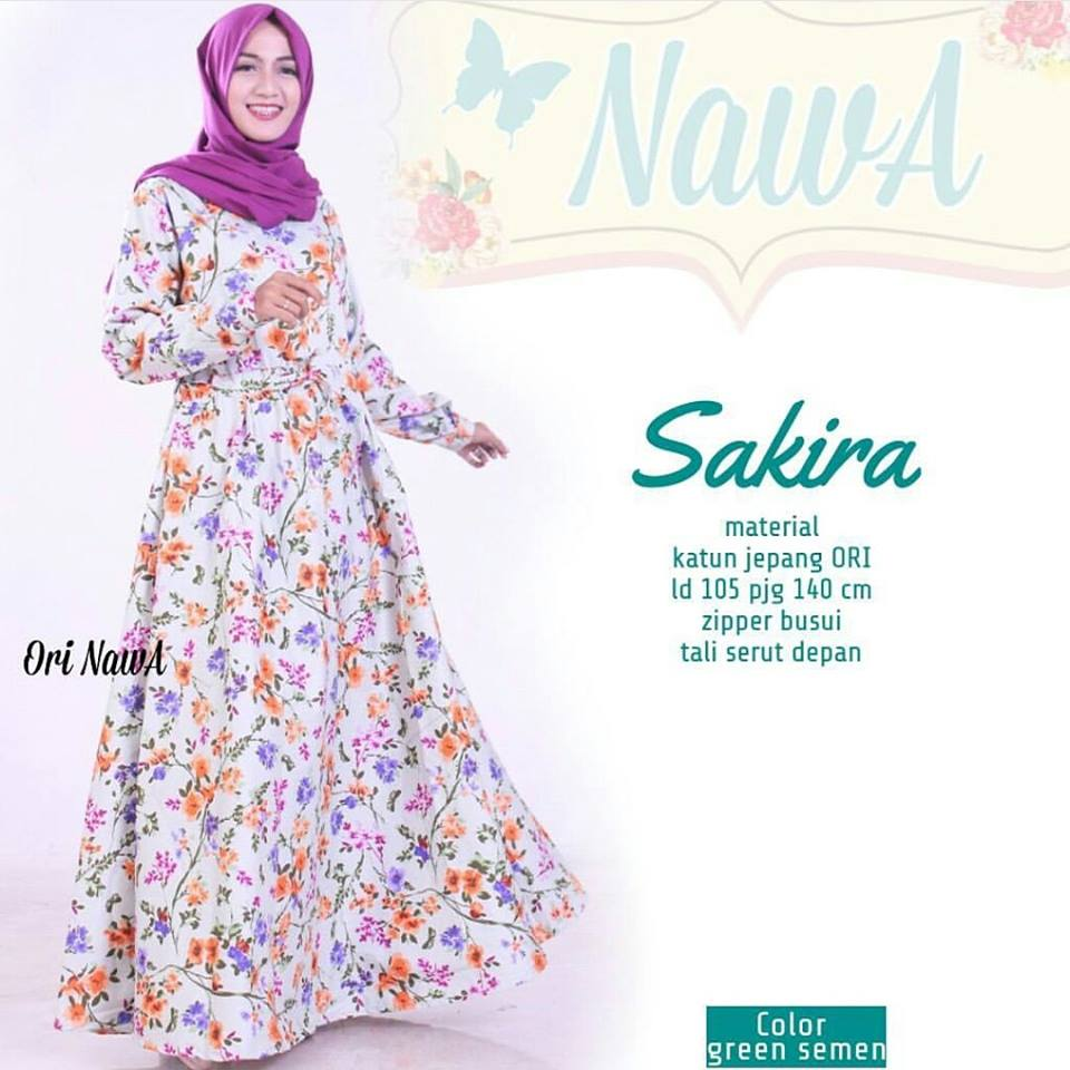 Sakira dress by nawa 3