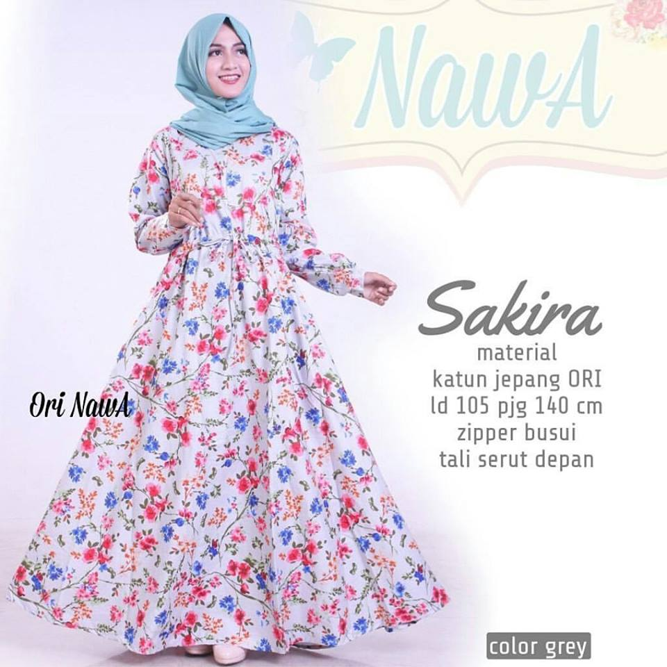 Sakira dress by nawa 4