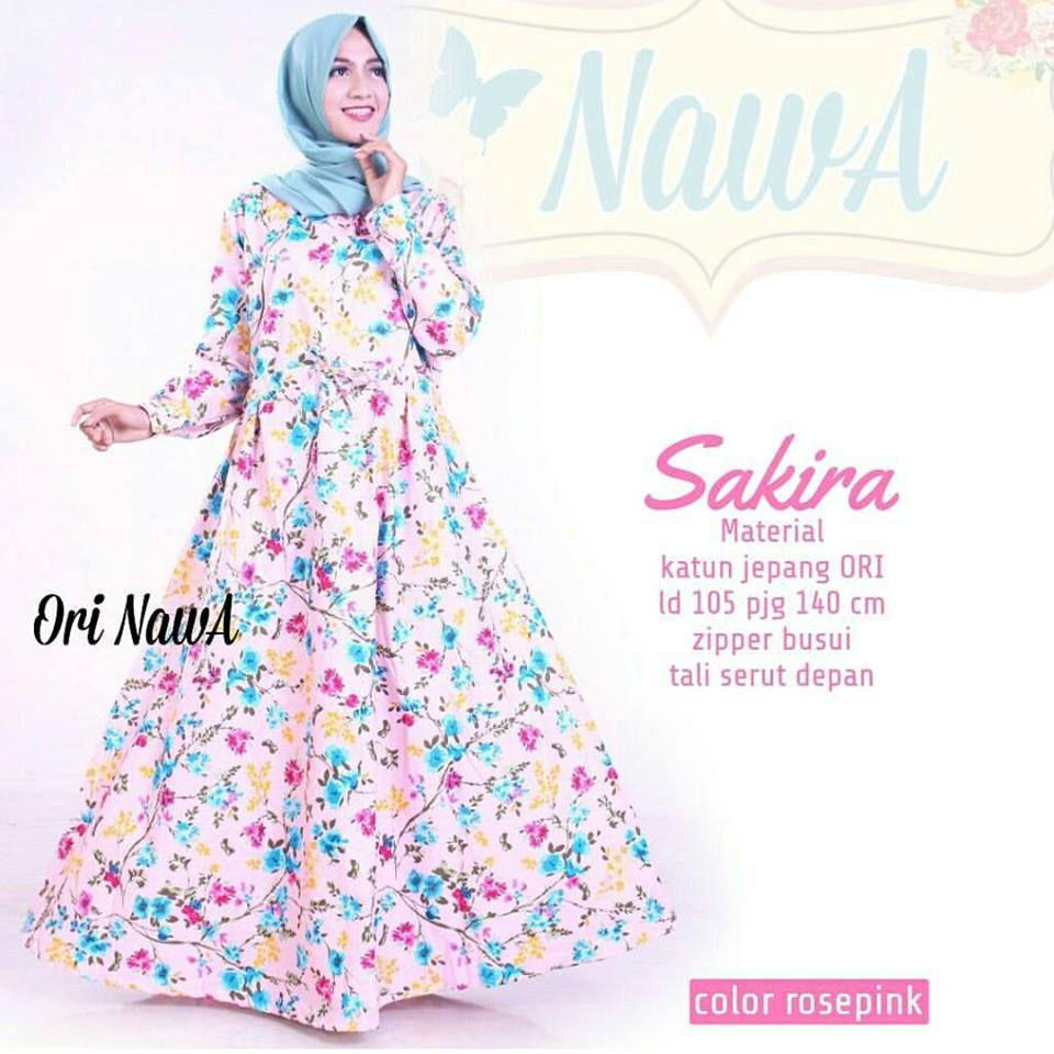 Sakira dress by nawa 5