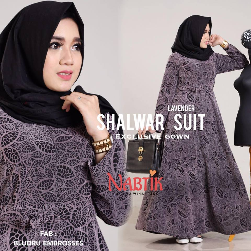 dress shalwar suit by nabtik 1