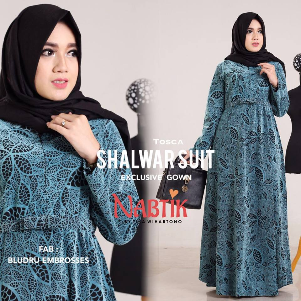 dress shalwar suit by nabtik 5