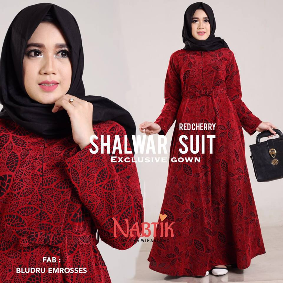 dress shalwar suit by nabtik 6