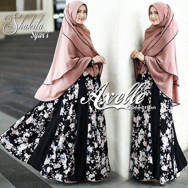 shakila syar'i by axelle collection 1