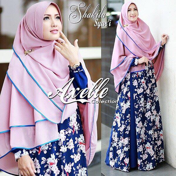 shakila syar'i by axelle collection 2
