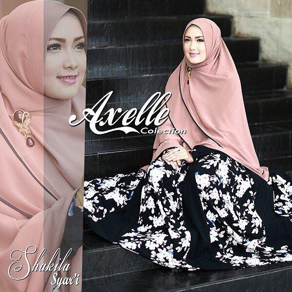 shakila syar'i by axelle collection 3