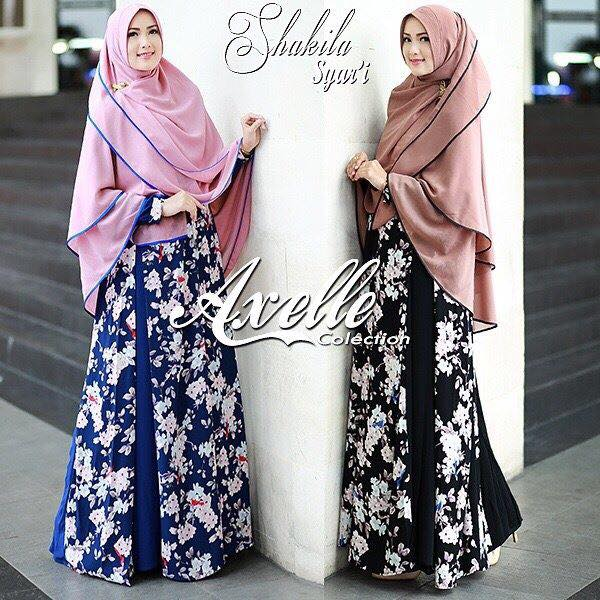 shakila syar'i by axelle collection 4