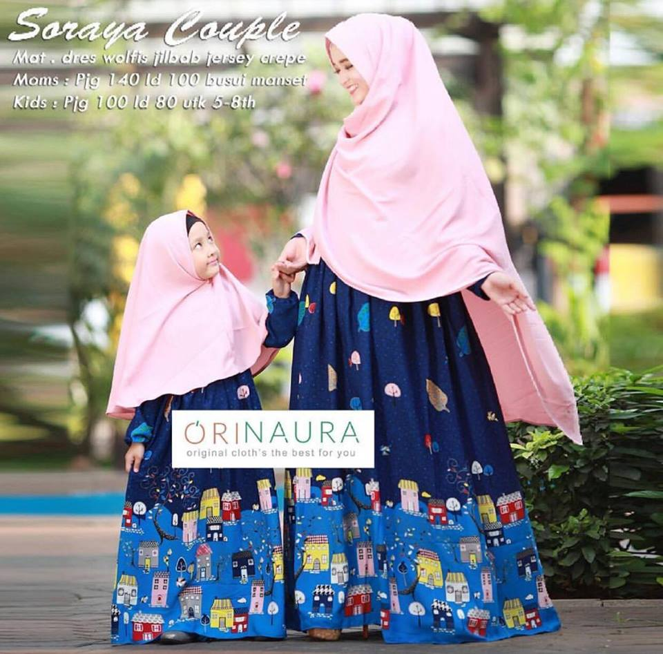 soraya couple navy ori naura