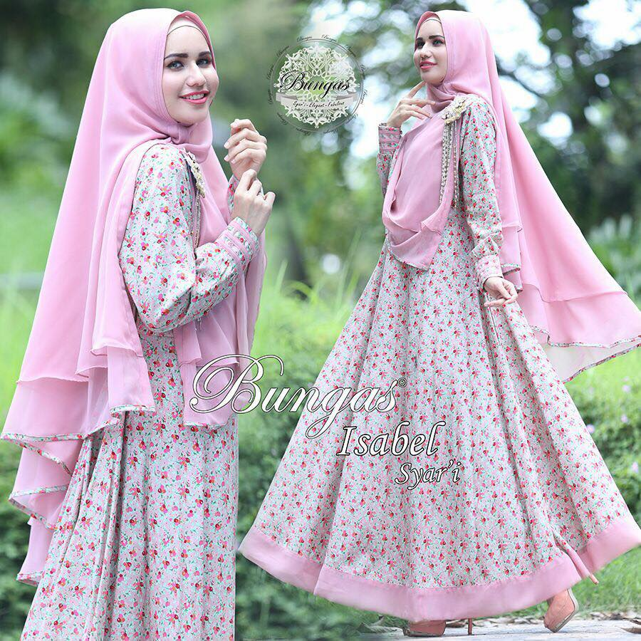 isabel syar'i 1 by bungas pink