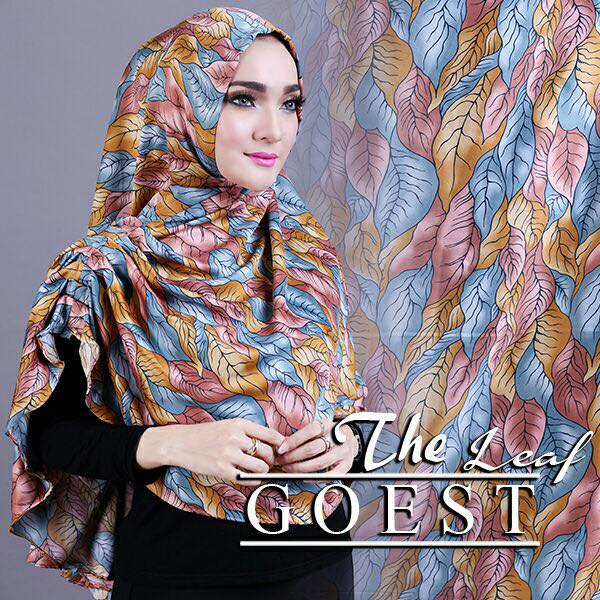 The leaf khimar by goest orens