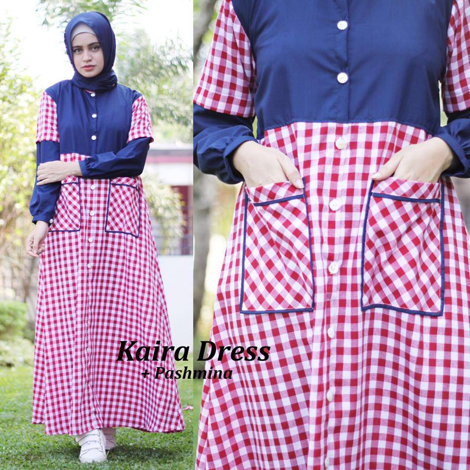 kaira dress by rayna navy