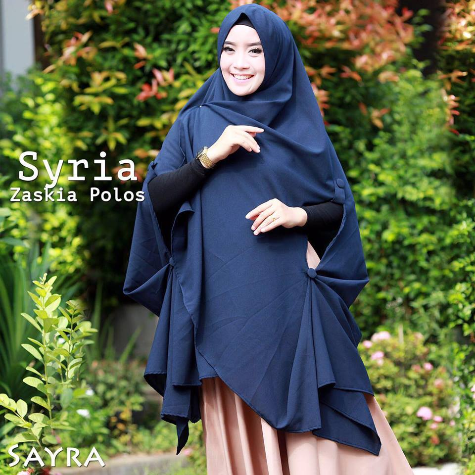 syria cardi polos dongker