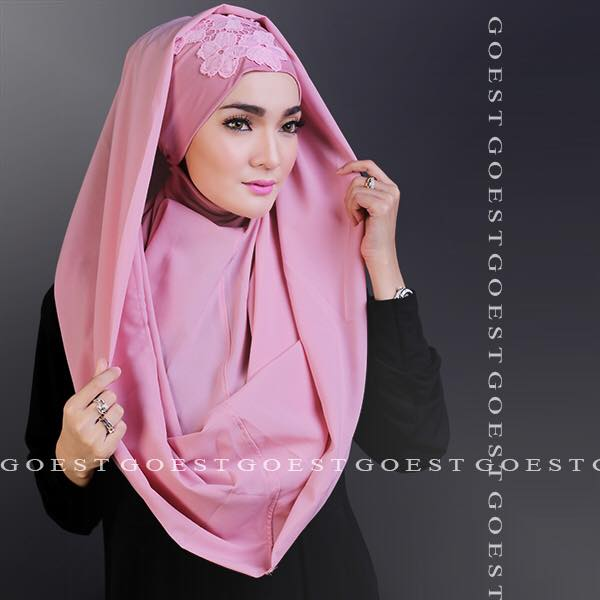 hoodie rindy by goest - bbpink