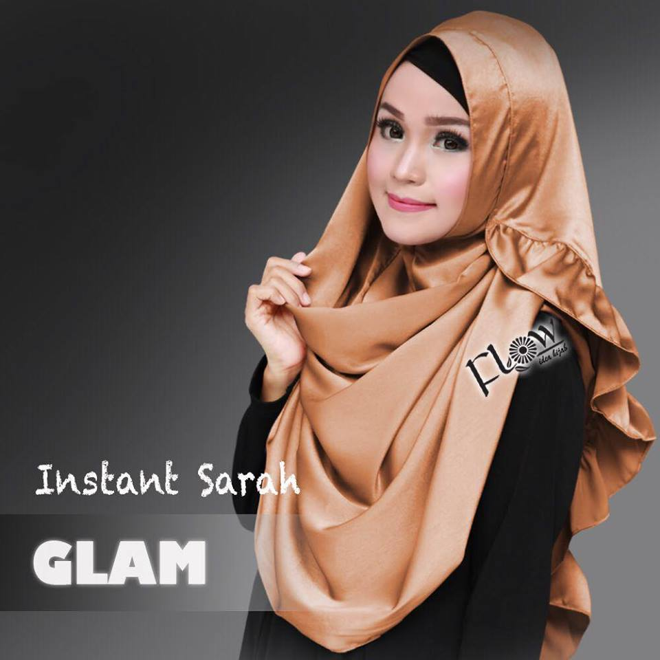instant sarah glam by flow - gold