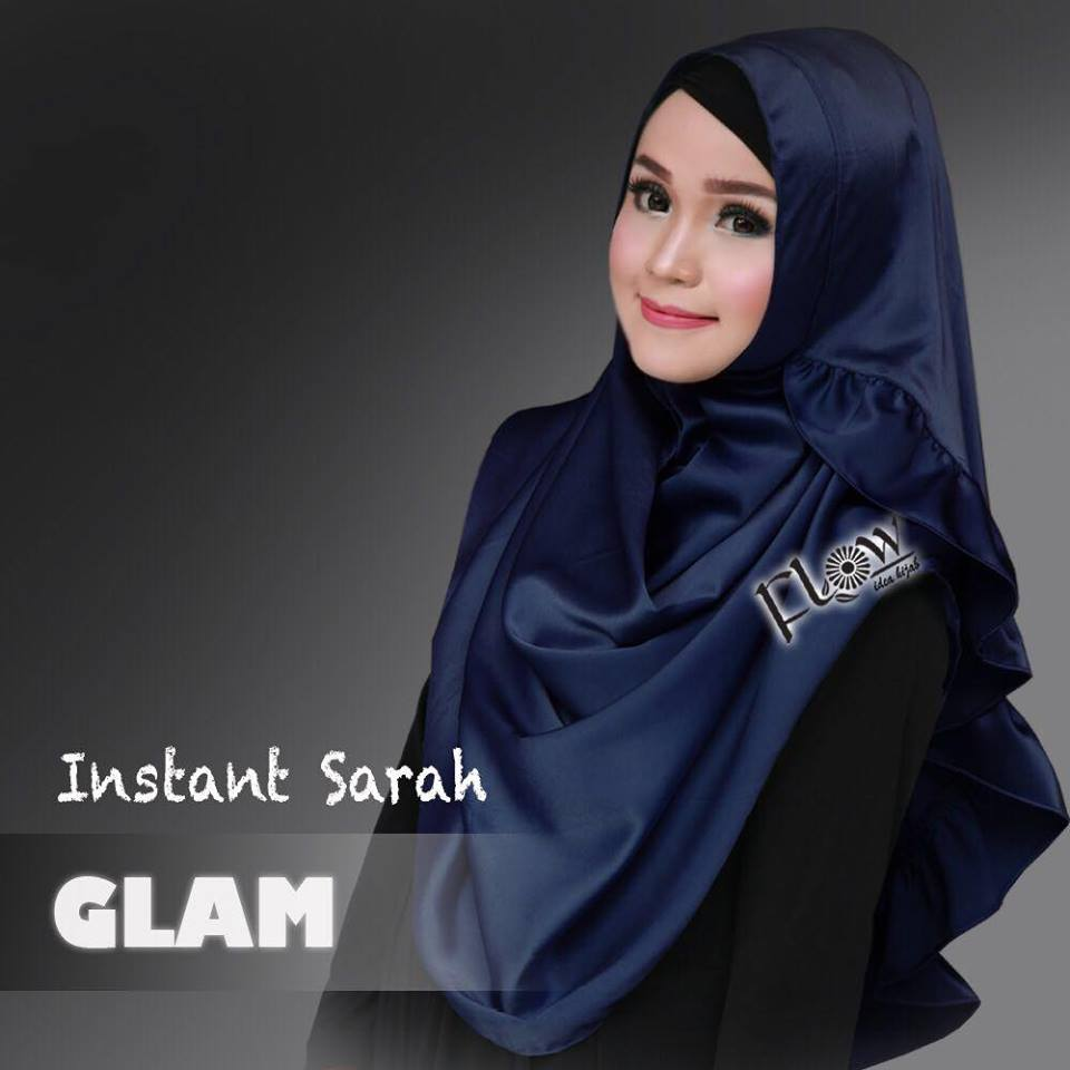 instant sarah glam by flow - navy