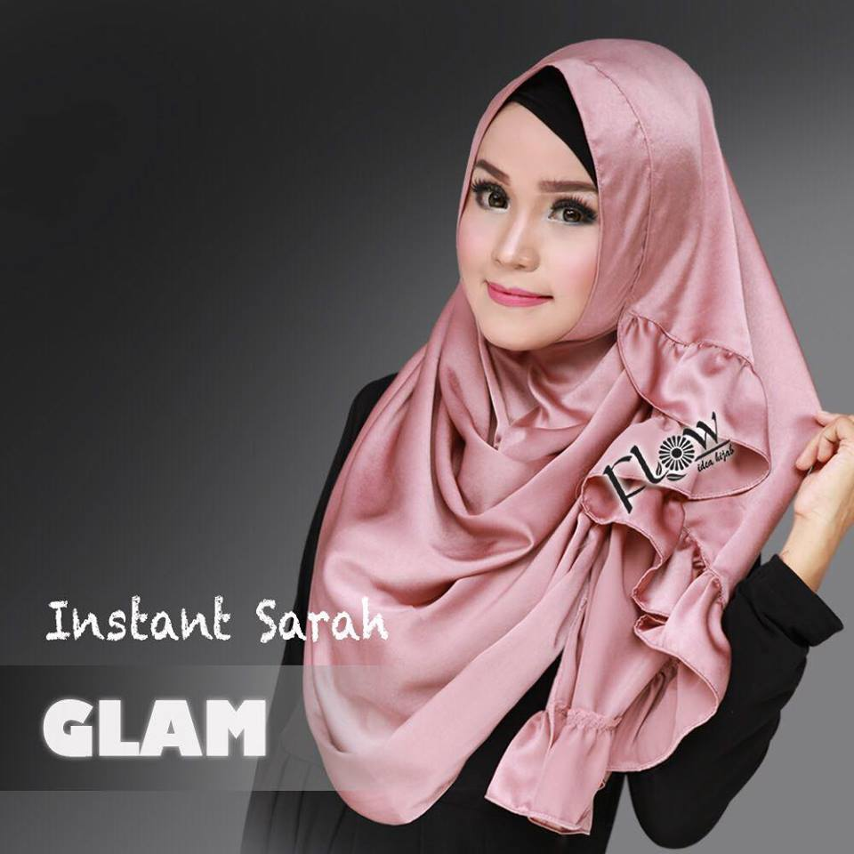 instant sarah glam by flow - pink