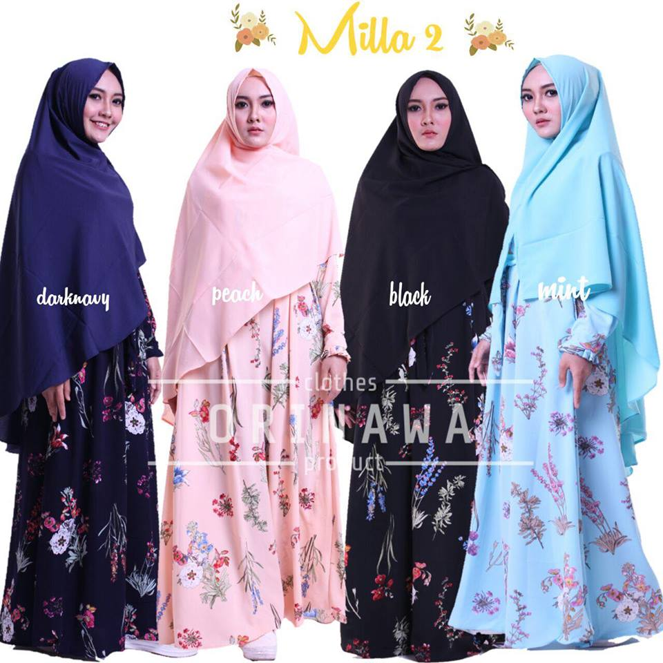 Mila Dress by Ori Nawa seri