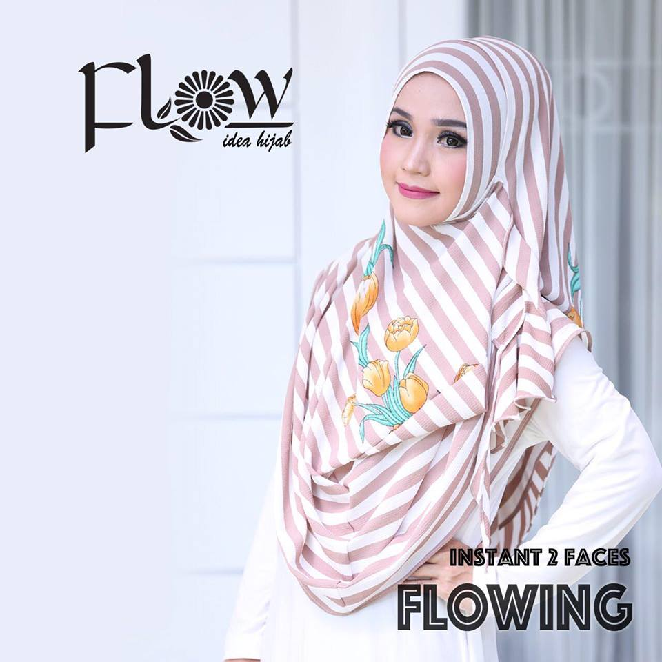 flowing instan 2face stripe coksu