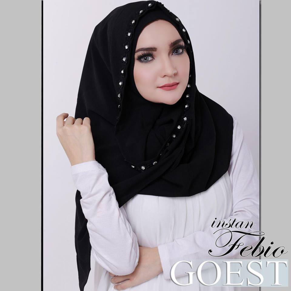 Instant Febio by GOEST hitam