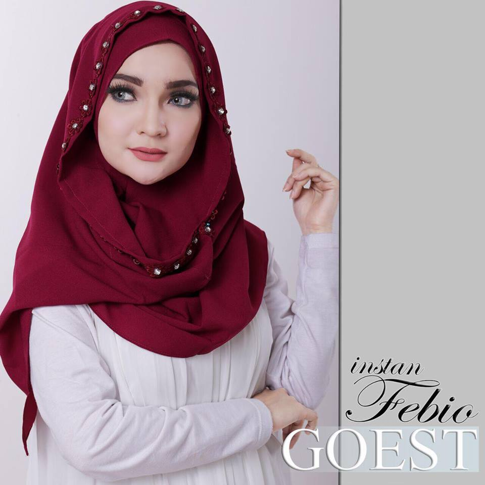 Instant Febio by GOEST maroon