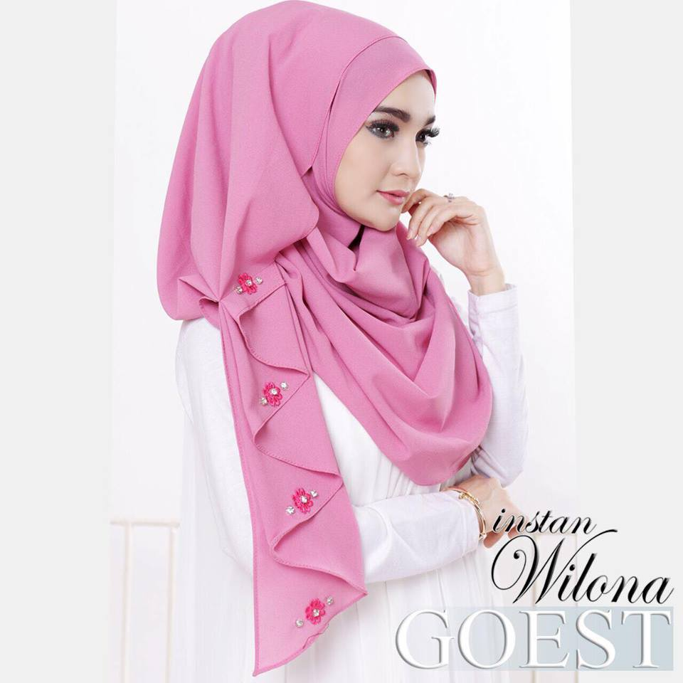 Instant Wilona by GOEST pink