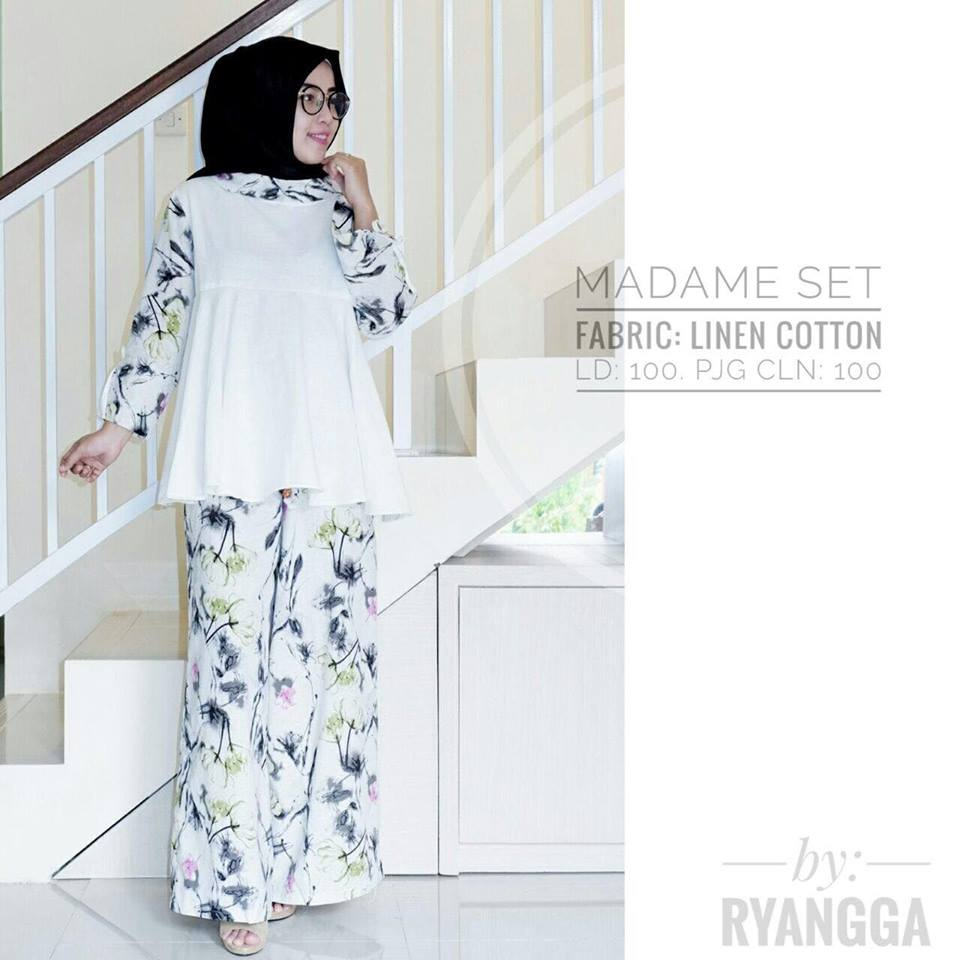 Madame set  by Ryangga putih
