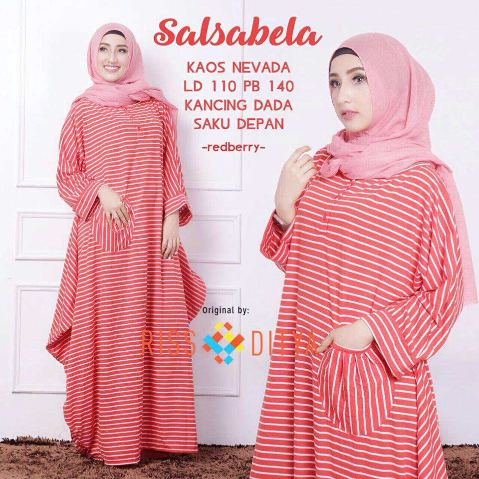 Salsabela dress by rsd REDBERY