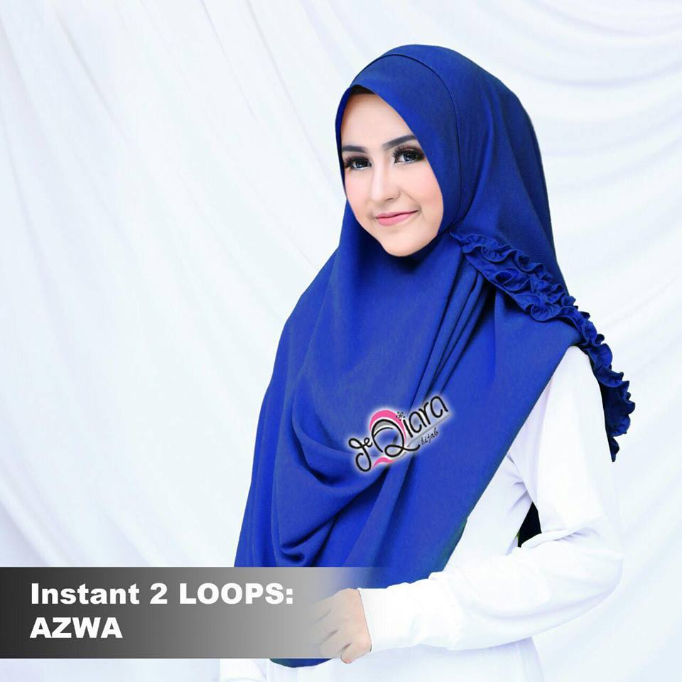 instant 2loops azwa by d'qiara birel