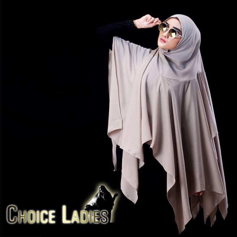 khimar sutera laser by choice ladies abu