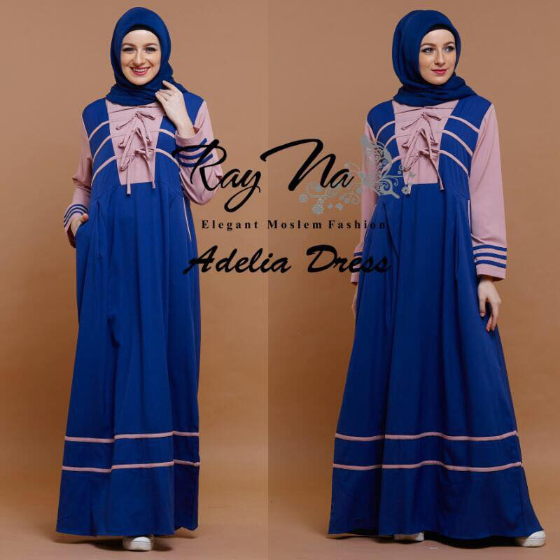 Adelia Dress by Ray na birel
