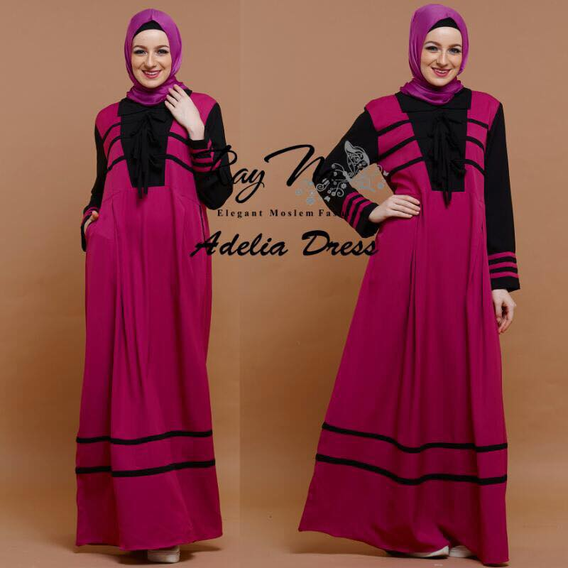 Adelia Dress by Ray na fusia