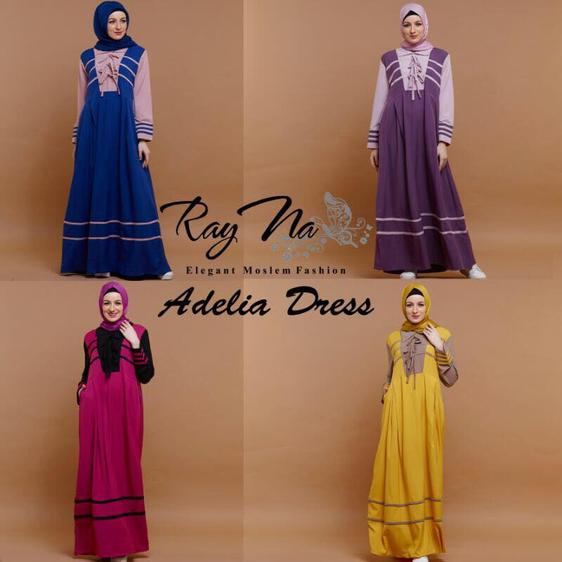 Adelia Dress by Ray na seri