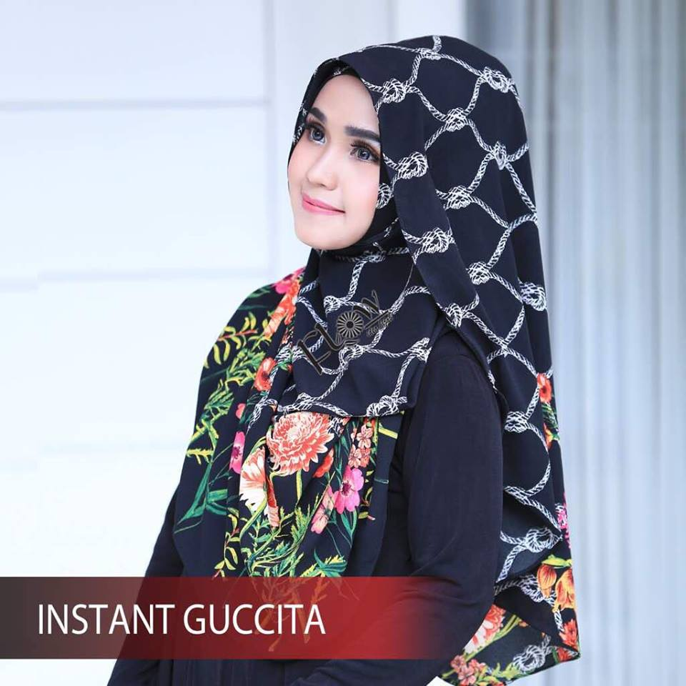 Guccita By Flow Idea hitam