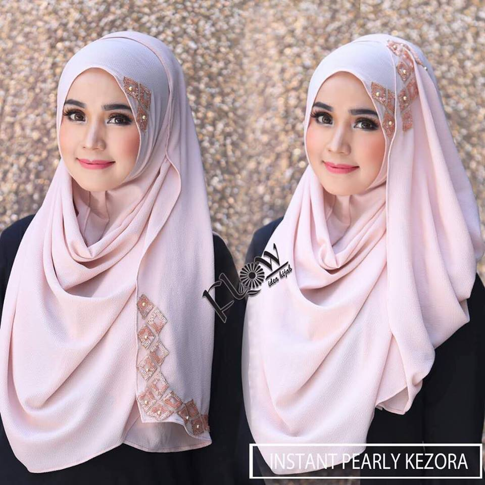 Kezora Dusty Pink