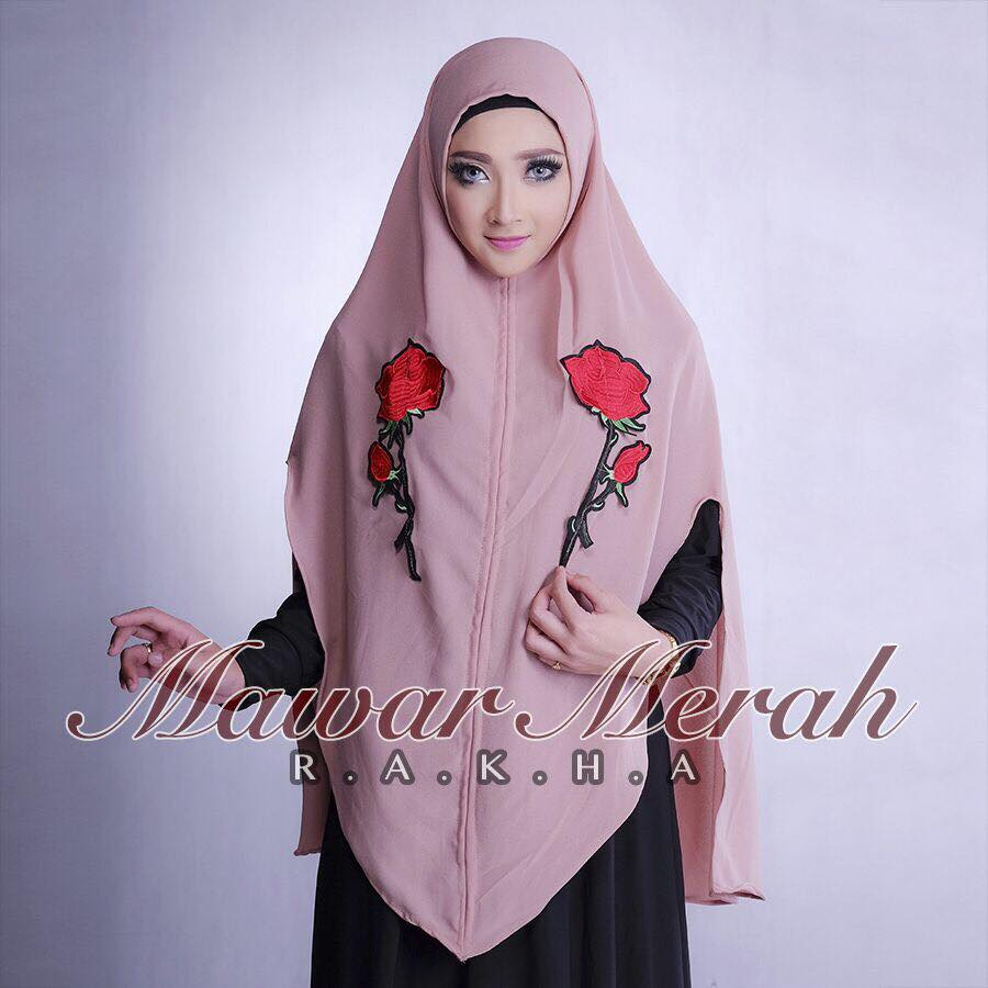 Mawar Merah By Rakha Dusty