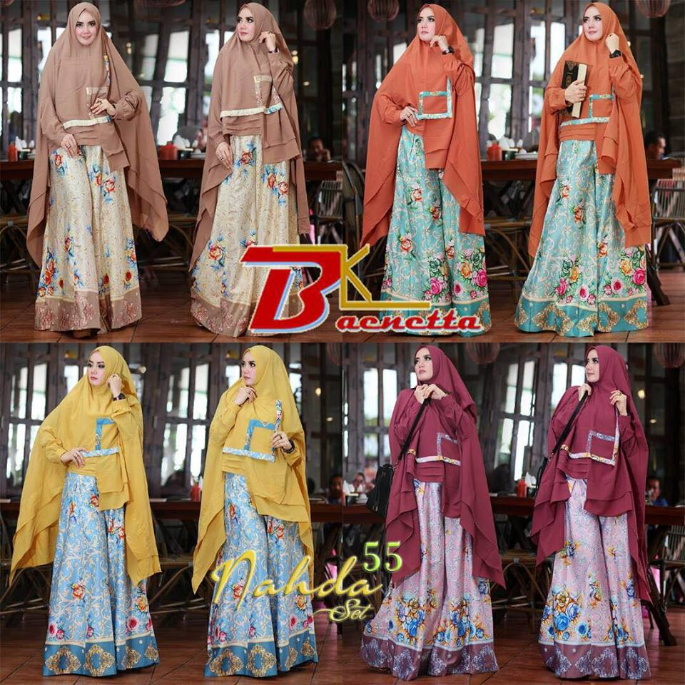 Nahda Set Vol. 55 Seri