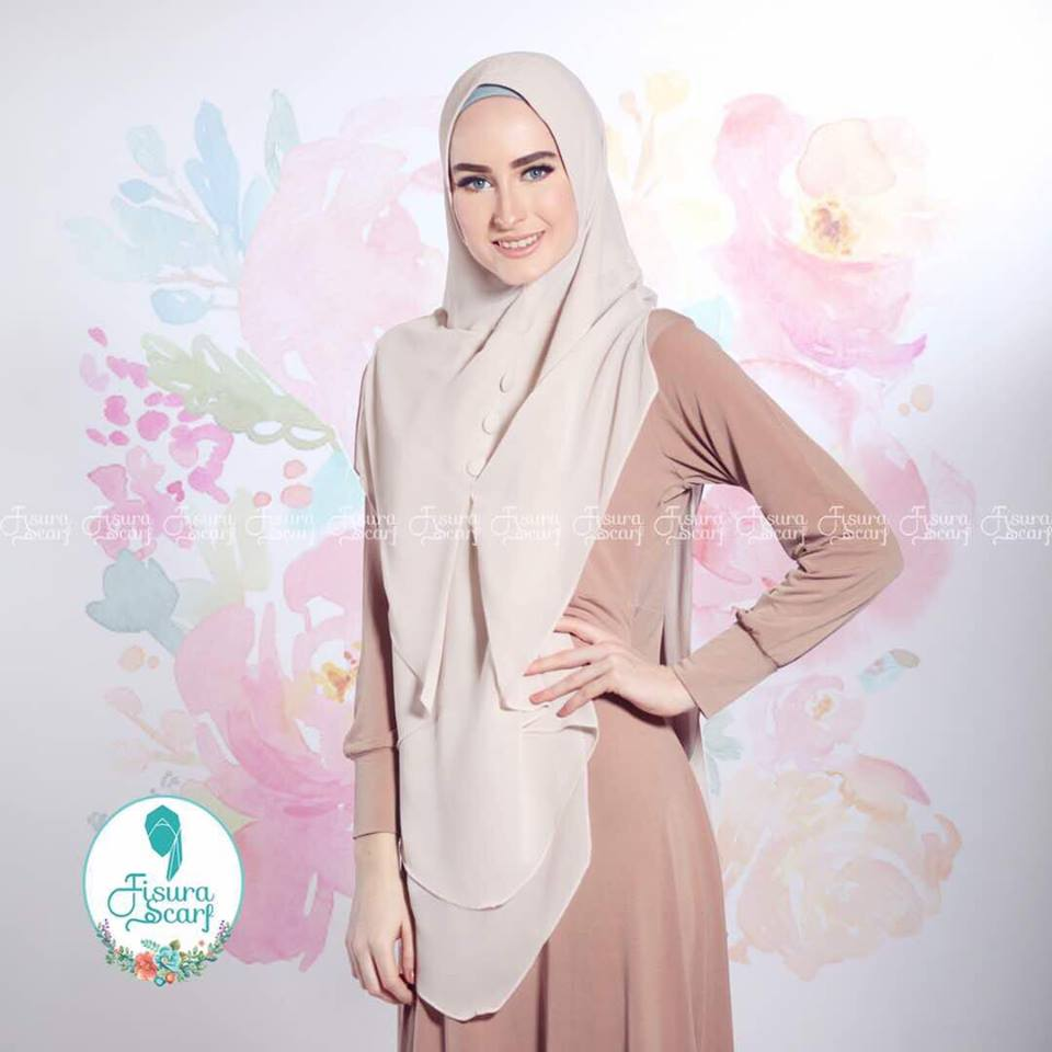 New Khimar Alona By Fisura Scarf 1