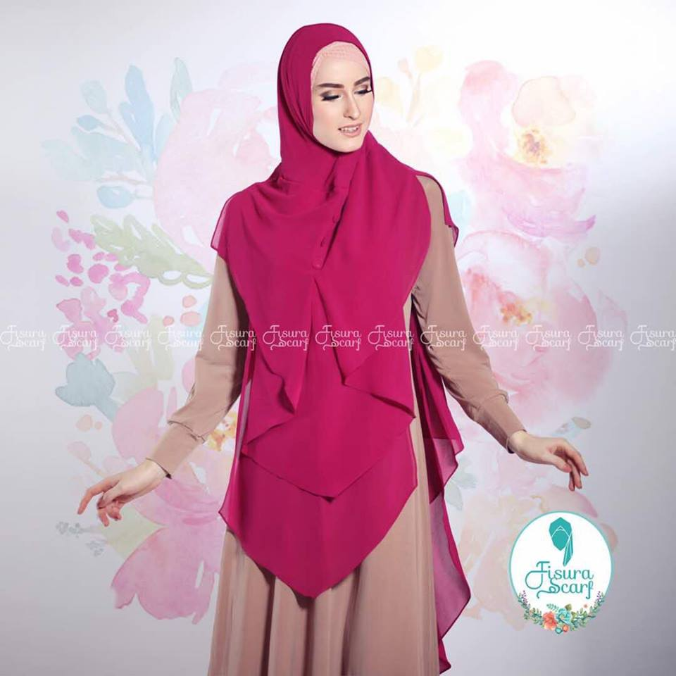 New Khimar Alona By Fisura Scarf 2