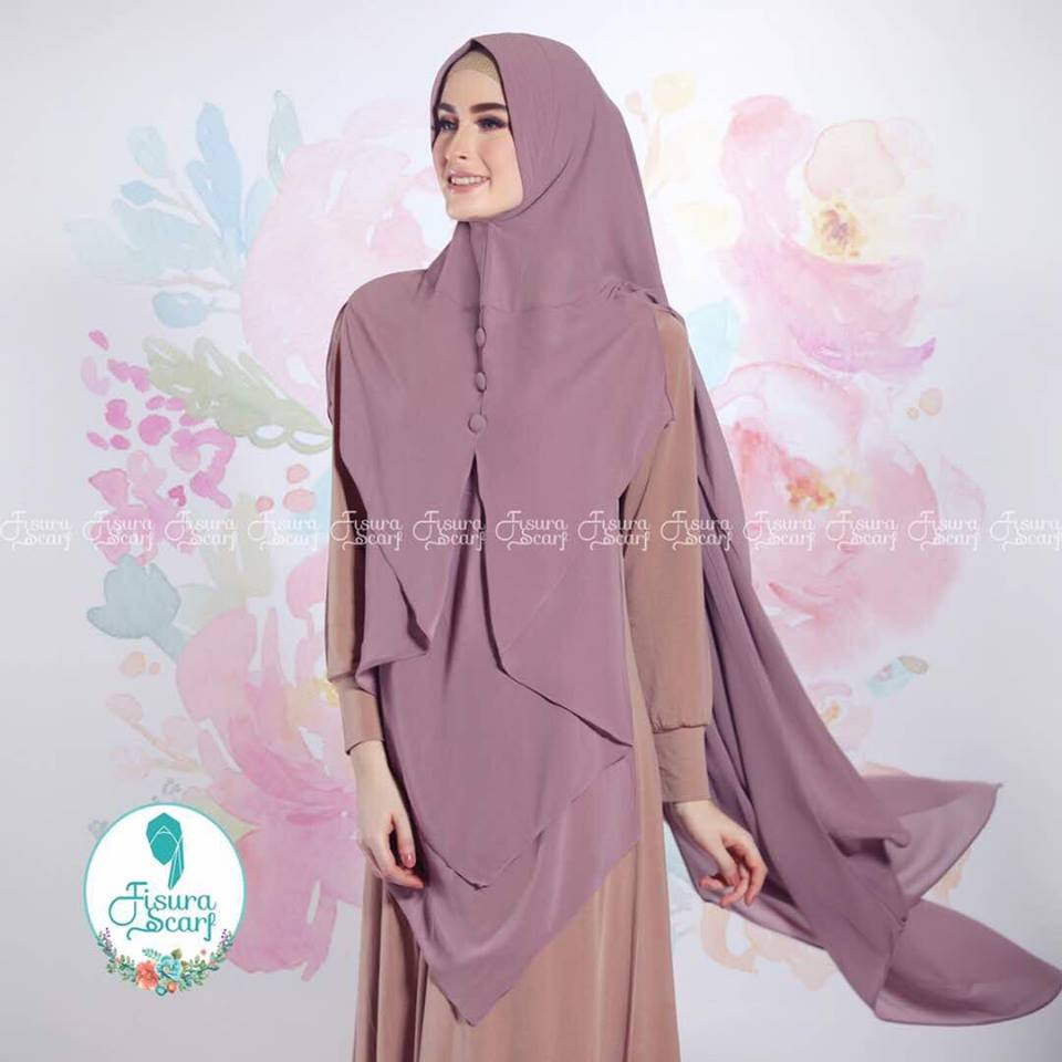 New Khimar Alona By Fisura Scarf 3