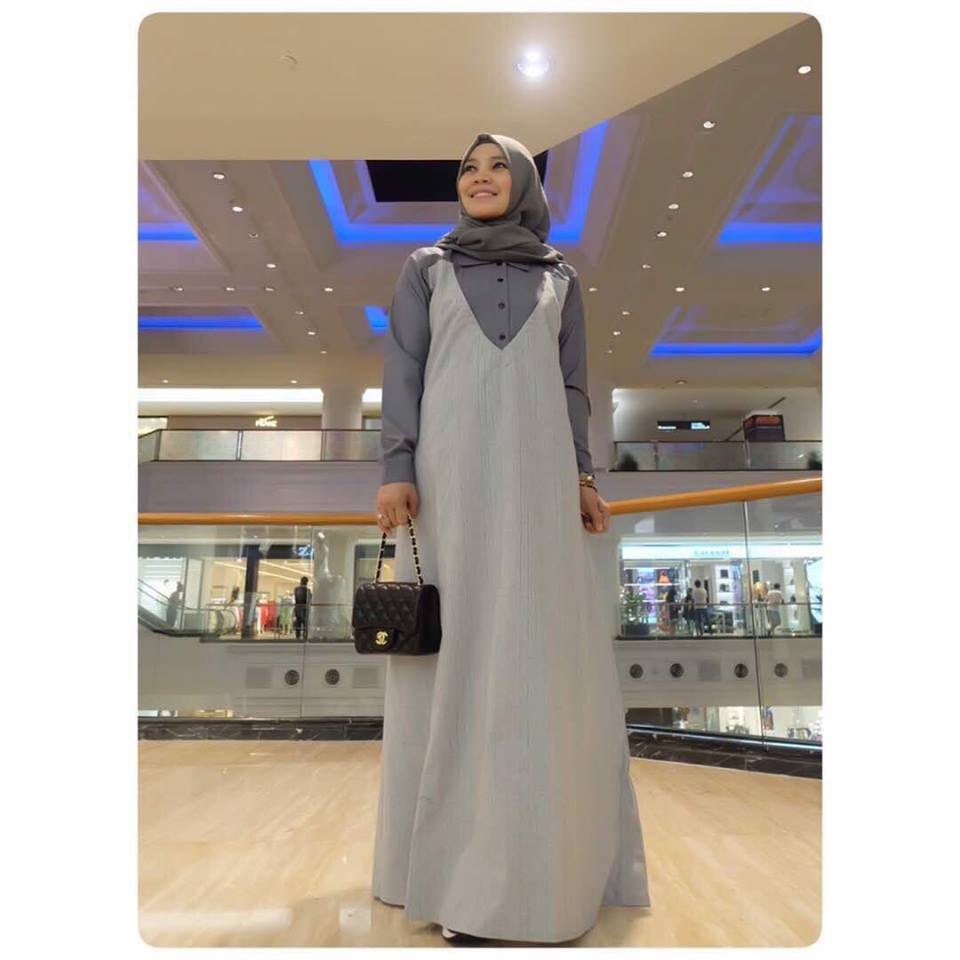 Vania Dress By D'Lovera Abu