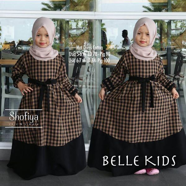 Belle Kids Hitam