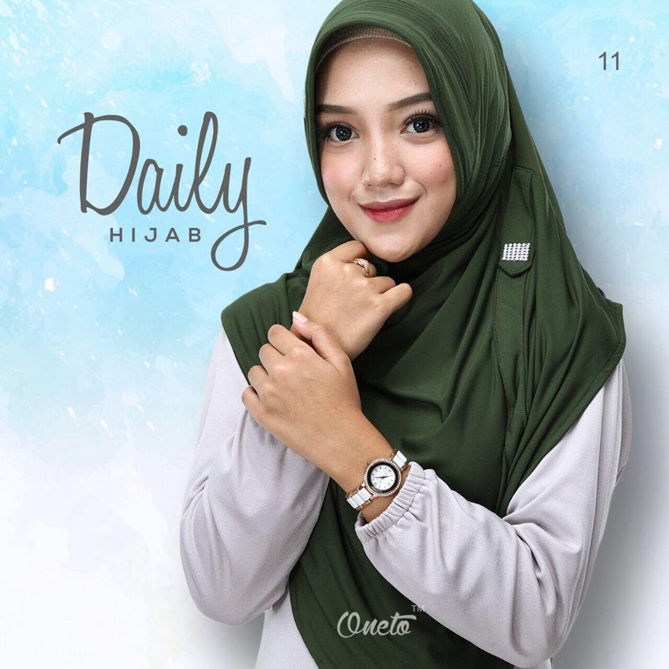Daily Hijab Army by oneto