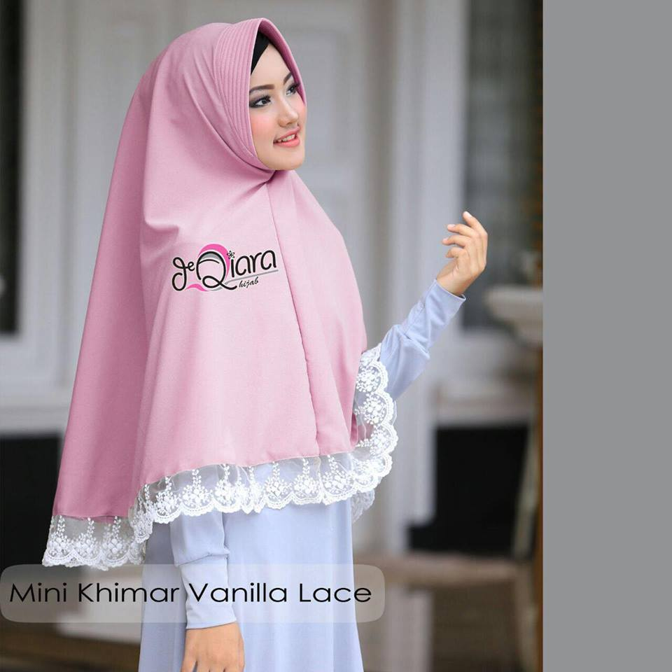 Mini Khimar dusty by qiara