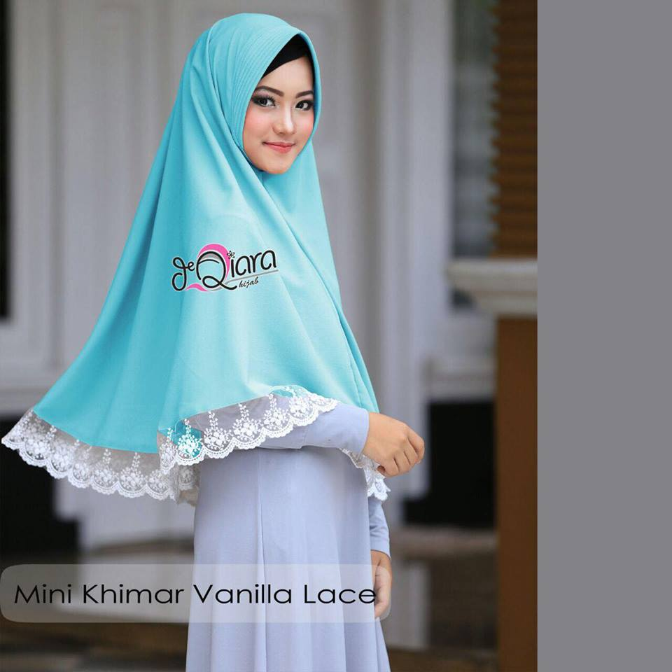 Mini Khimar tosca by qiara