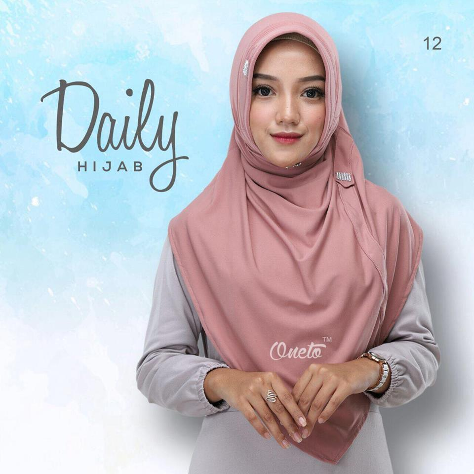 daily hijab by oneto milo